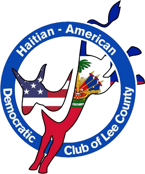 Haitian-American Democratic Club of Lee County Mobile Logo